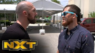 EUROPESE OMROEP | OPENN  | Kyle O'Reilly wants a match against Oney Lorcan tonight: WWE Network Exclusive, May 11, 2021