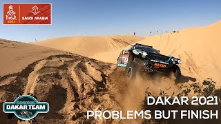 EUROPESE OMROEP | OPENN  | Dakar Rally 2021 problems but finish, will there be a new Beast?