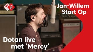 EUROPESE OMROEP | OPENN  | Dotan - Mercy | Live in Jan-Willem Start Op