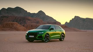 EUROPESE OMROEP | OPENN  | 2020 Audi RS Q8 Defined: Overview