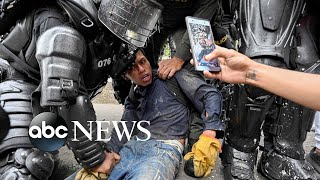 EUROPESE OMROEP | OPENN  | Protests, border migrants and COVID-19 in India: World in Photos,May 11