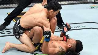 EUROPESE OMROEP | OPENN  | Best Finishes of April on UFC FIGHT PASS