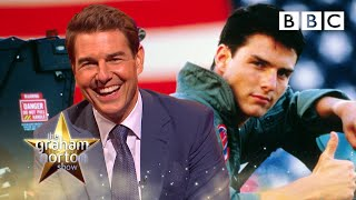 EUROPESE OMROEP OPENN Tom Cruise on the INTENSE pressure of