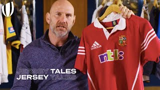 EUROPESE OMROEP | OPENN  | Playing for the Lions - the GREATEST rugby experience of my life | Lawrence Dallaglio's Jersey Tales