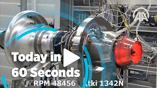 EUROPESE OMROEP OPENN Today in 60 seconds - April 16, 2021