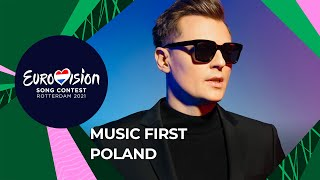 EUROPESE OMROEP OPENN Music First with RAFAŁ from Poland �