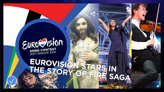 EUROPESE OMROEP OPENN All the Eurovision Song Contest s