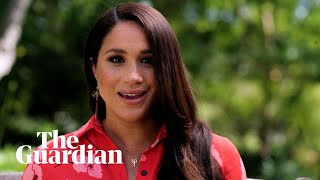 EUROPESE OMROEP | OPENN  | Meghan makes her first TV appearance since her Oprah interview
