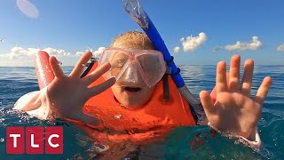 EUROPESE OMROEP | OPENN  | The Busbys Go Snorkeling! | OutDaughtered