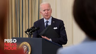 EUROPESE OMROEP | OPENN  | WATCH LIVE: Biden reflects on mediocre April job gains