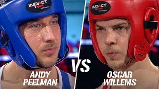 EUROPESE OMROEP | VTM | Andy Peelman vs Oscar Willems | Boxing Stars | 1524168005 2018-04-19T20:00:05+00:00