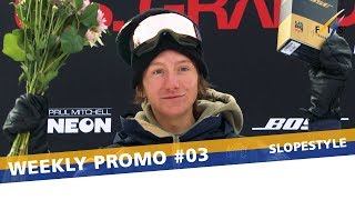EUROPESE OMROEP | FIS Snowboarding | Seiser Alm set to host final stop of the slopestyle World Cup tour | FIS Snowboard | 1521103462 2018-03-15T08:44:22+00:00