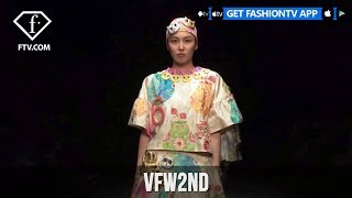EUROPESE OMROEP | FTV | Tokyo Fashion Week Spring/Summer 2018 - VFW2nd | FashionTV | 1512144004 2017-12-01T16:00:04+00:00