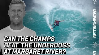 EUROPESE OMROEP | OPENN  | Can The World Champs Hold Off The Underdogs At The Boost Mobile Margaret River Pro? | GETTING HEATED