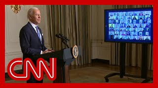 EUROPESE OMROEP | OPENN  | Biden to appointees: I'll fire you if you treat someone with disrespect