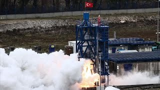 EUROPESE OMROEP OPENN Turkey successfully tests its 1st