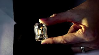 EUROPESE OMROEP | OPENN  | A 101-carat diamond is going to auction