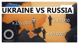 EUROPESE OMROEP OPENN Russia vs Ukraine: How Their Forces Co