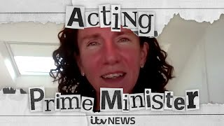 EUROPESE OMROEP OPENN Who is Anneliese Dodds? Shadow ch