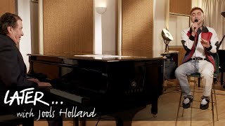 EUROPESE OMROEP | OPENN  | Olly Alexander & Jools Holland – Signed, Sealed, Delivered I'm Yours (Live on Later)