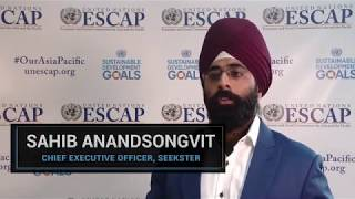 EUROPESE OMROEP | United Nations ESCAP | Voices from APFSD 2018:  Sahib Anandsongvit | 1523266199 2018-04-09T09:29:59+00:00