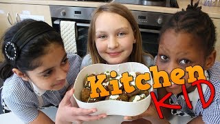 EUROPESE OMROEP | BBC Good Food | How to make Falafel with St. Catherine's School - LitFilmFest Kitchen Kid - BBC Good Food | 1524235902 2018-04-20T14:51:42+00:00