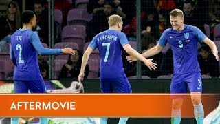 EUROPESE OMROEP | OnsOranje | Aftermovie Portugal-Nederland: That winning feeling (26/3/2018) | 1522150974 2018-03-27T11:42:54+00:00