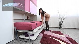 EUROPESE OMROEP | Qubimaxima | Smart Folding Furniture Of 2018  ▶ 3 All In One Interiors | 1522972801 2018-04-06T00:00:01+00:00