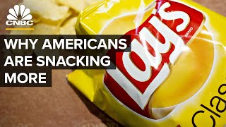 EUROPESE OMROEP OPENN Why Americans Are Eating So Many Snack