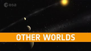EUROPESE OMROEP OPENN Meet the Experts: Other worlds
