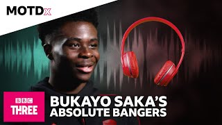 EUROPESE OMROEP OPENN Arsenal's Bukayo Saka Picks His Abso