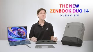 EUROPESE OMROEP | OPENN  | The new ZenBook Duo 14 Review - Overview | ASUS
