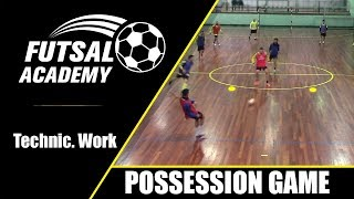 EUROPESE OMROEP | OPENN  | The doors protection - possession ball game warm up