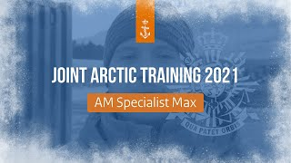 EUROPESE OMROEP | OPENN  | AM Specialist Max | Joint Arctic Training 2021