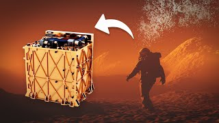 EUROPESE OMROEP | OPENN  | Oxygen on Mars: The gold box that could let us breathe on the red planet