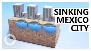 EUROPESE OMROEP | OPENN  | Mexico City Is Sinking Too Fast to Be Saved
