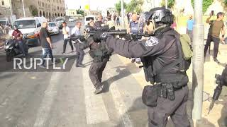 EUROPESE OMROEP | OPENN  | East Jerusalem: Tensions mount between Israeli police and Palestinian protesters