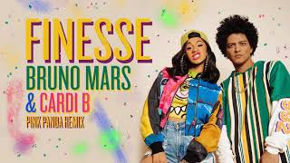 EUROPESE OMROEP | OPENN  | Bruno Mars - Finesse (Pink Panda Remix) (feat. Cardi B) (Official Audio)