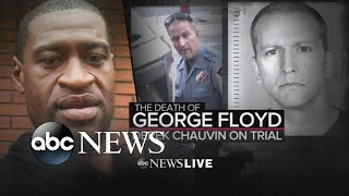 EUROPESE OMROEP OPENN The Death of George Floyd: Jury begins
