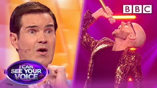 EUROPESE OMROEP OPENN Jimmy Carr SHOCKED by singer's murdero