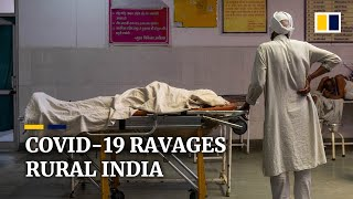 EUROPESE OMROEP | OPENN  | India's brutal Covid wave brings tragic scenes to small town hospital as death toll passes 250,000