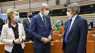 EUROPESE OMROEP OPENN Parliament cannot accept the EU l