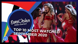 EUROPESE OMROEP OPENN TOP 10: Most watched in September