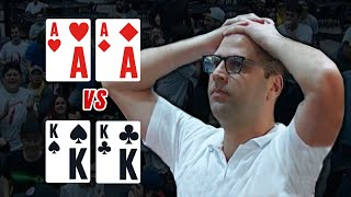 EUROPESE OMROEP | OPENN  | The SICKEST Poker Hand of ALL TIME ♠️ Best Poker Clips ♠️ PokerStars