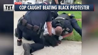EUROPESE OMROEP OPENN Cops Caught Repeatedly BEATING Protest