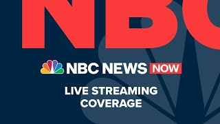 EUROPESE OMROEP | OPENN  | Live: NBC News NOW - May 10 | Live with Alison Morris