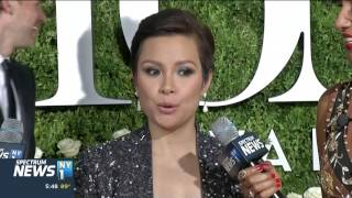 EUROPESE OMROEP | The Tony Awards | Red Carpet: Lea Salonga (2017) | 1497229937 2017-06-12T01:12:17+00:00