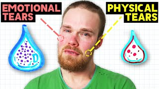 EUROPESE OMROEP | OPENN  | Why Emotional Tears Are Different