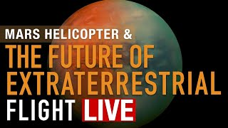 EUROPESE OMROEP | OPENN  | NASA Science Live: Mars Helicopter and the Future of Extraterrestrial Flight