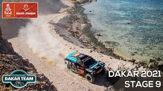 EUROPESE OMROEP | OPENN  | Best result EVER 🏆 in Dakar Rally 2021 for Coronel Brothers in Beast 347 - Stage 9